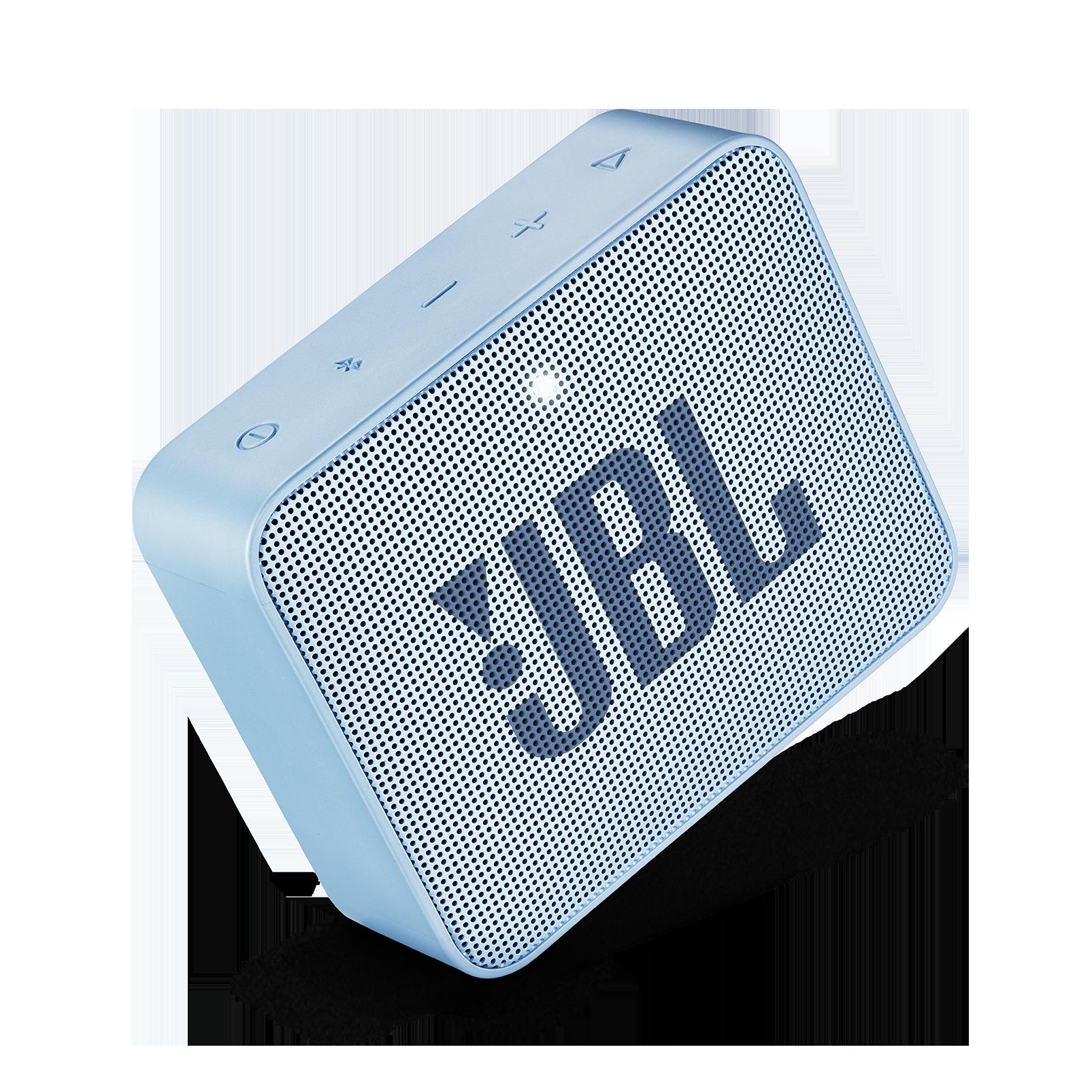 JBL GO 2 - Icecube Cyan - Portable Bluetooth speaker - Detailshot 1