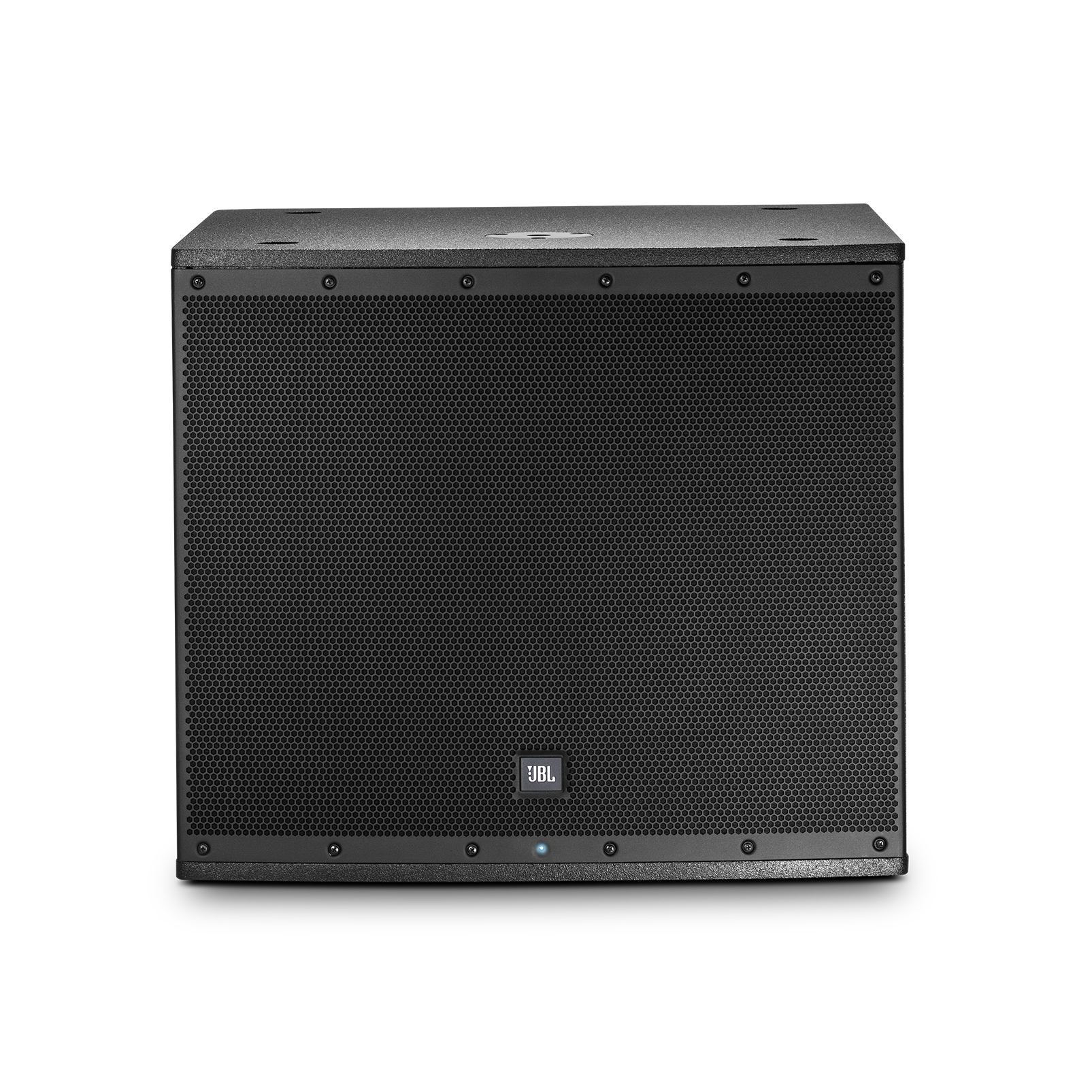 "JBL EON618S - Black - 18"" Self-Powered Subwoofer - Front"