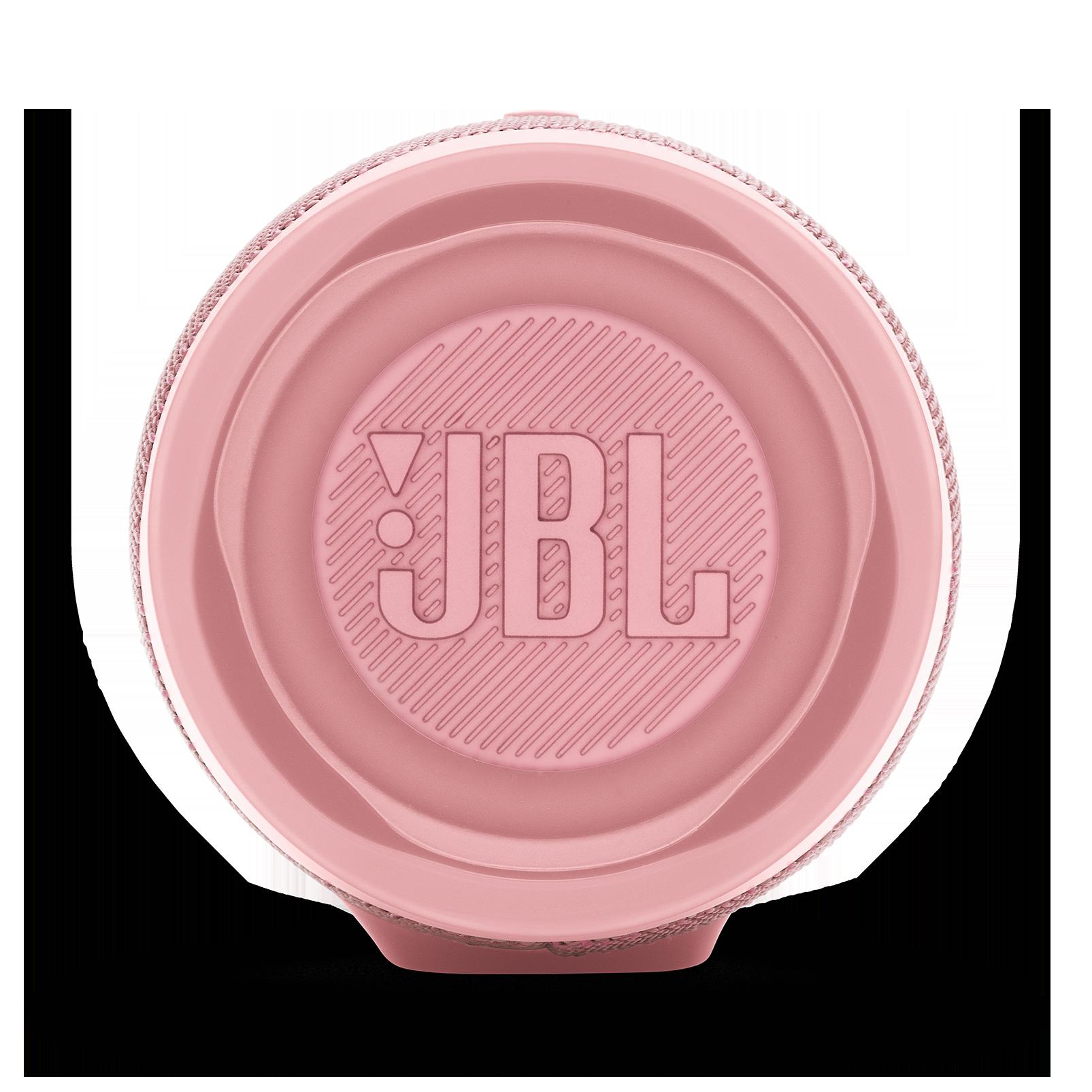 JBL Charge 4 - Pink - Portable Bluetooth speaker - Detailshot 2