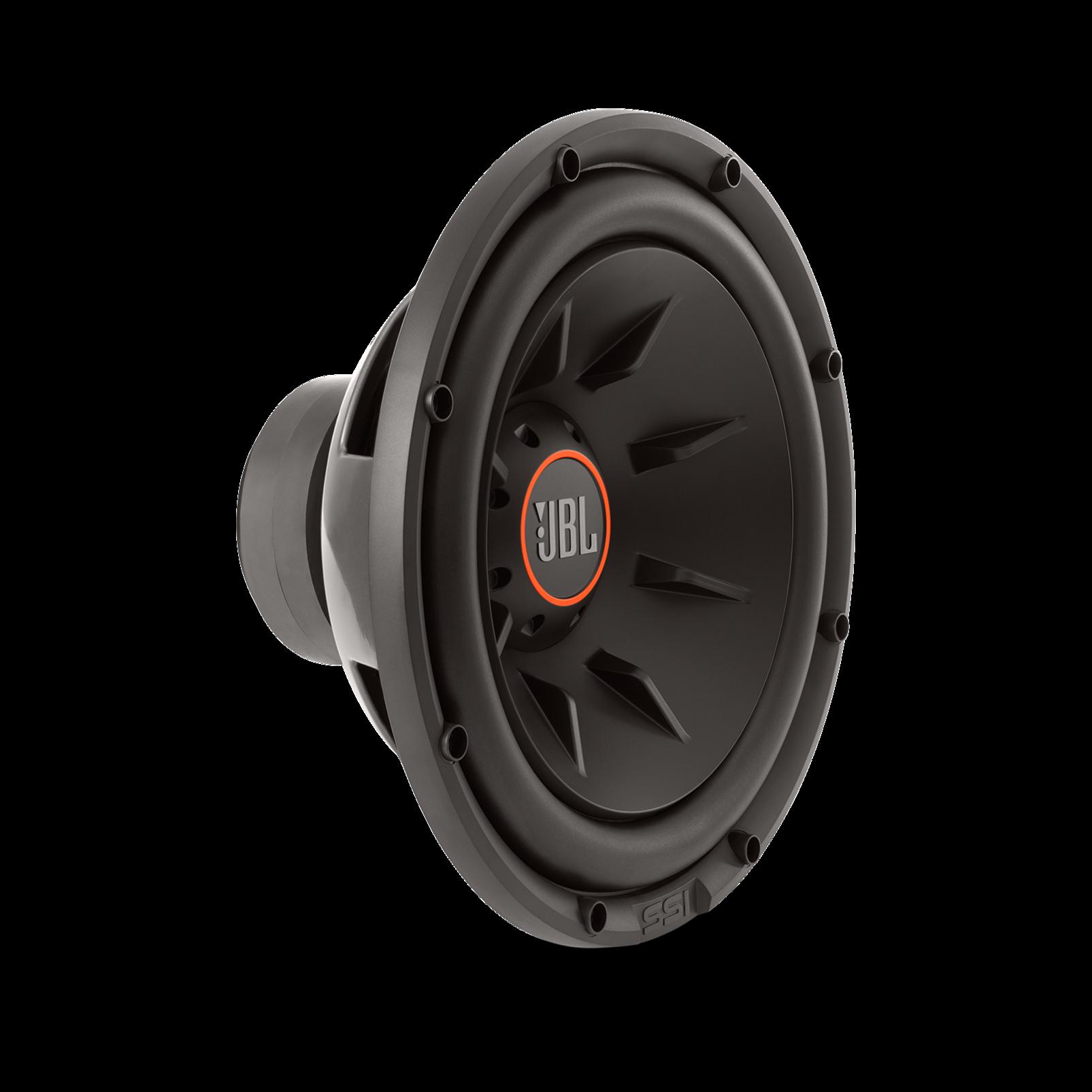 """S2-1224 - Black - 12"""" (300mm) SSI car audio subwoofer - Detailshot 1"""
