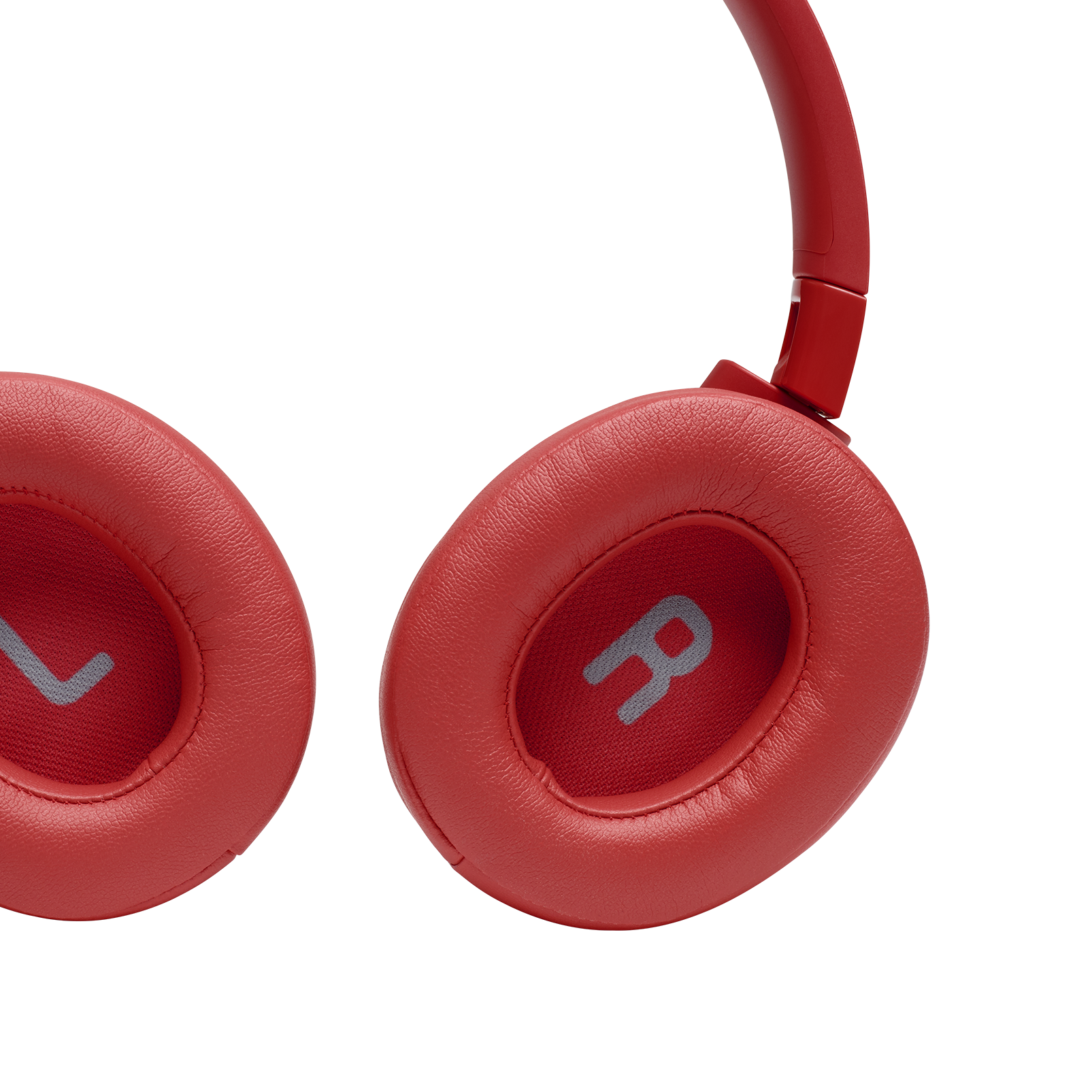 JBL TUNE 700BT - Coral Orange - Wireless Over-Ear Headphones - Detailshot 6