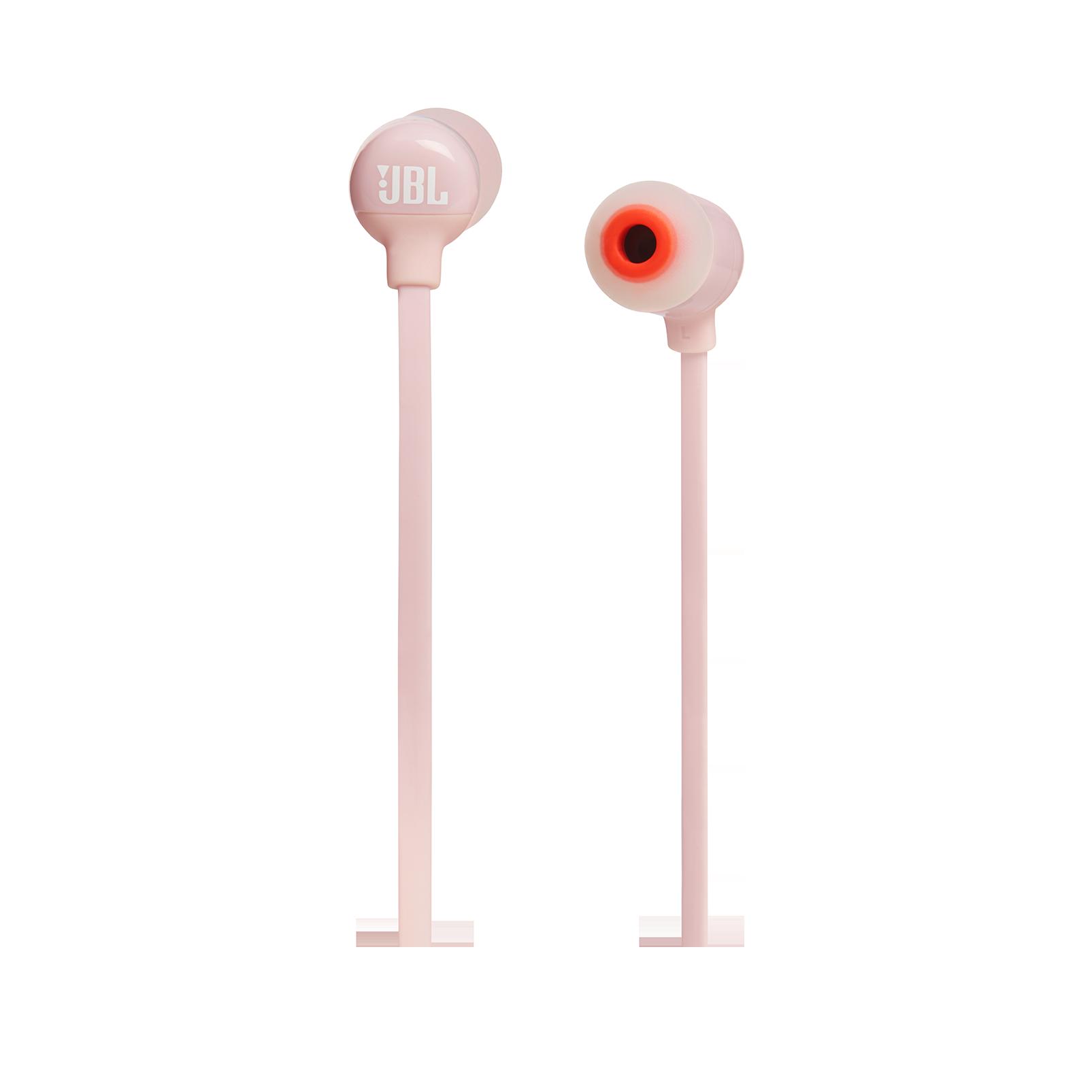 JBL TUNE 110BT - Pink - Wireless in-ear headphones - Detailshot 3