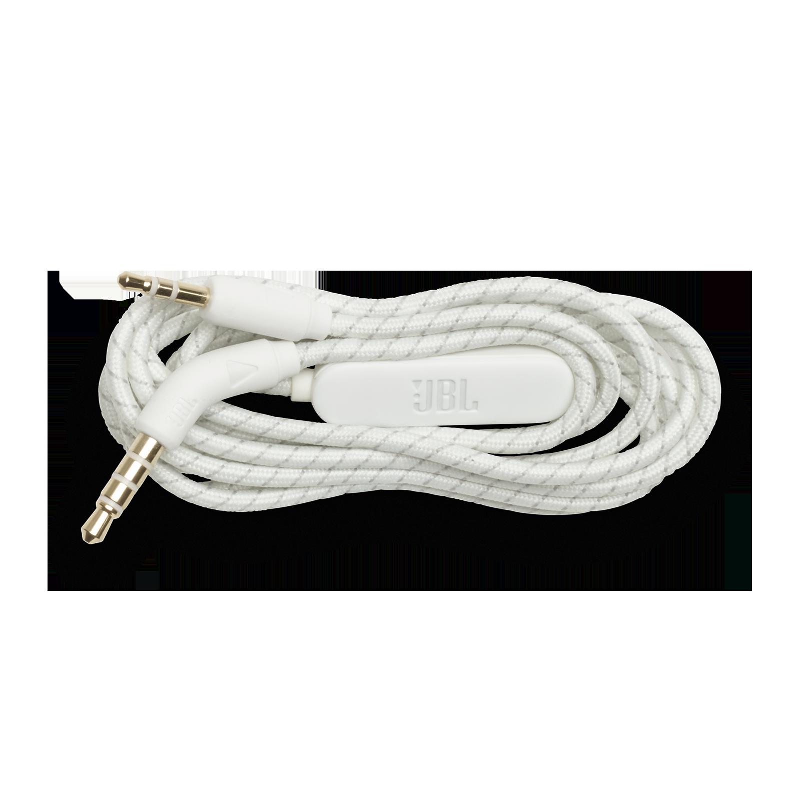 JBL LIVE 500BT - White - Your Sound, Unplugged - Detailshot 15