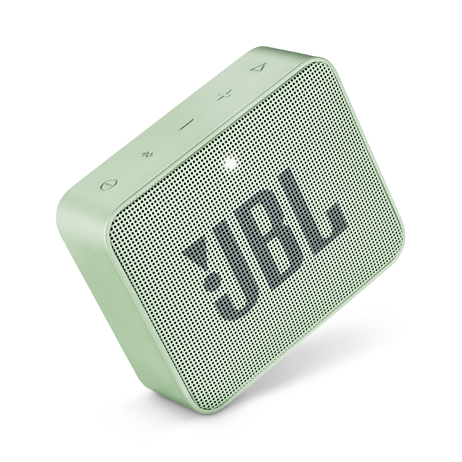 JBL GO 2 - Seafoam Mint - Portable Bluetooth speaker - Detailshot 1