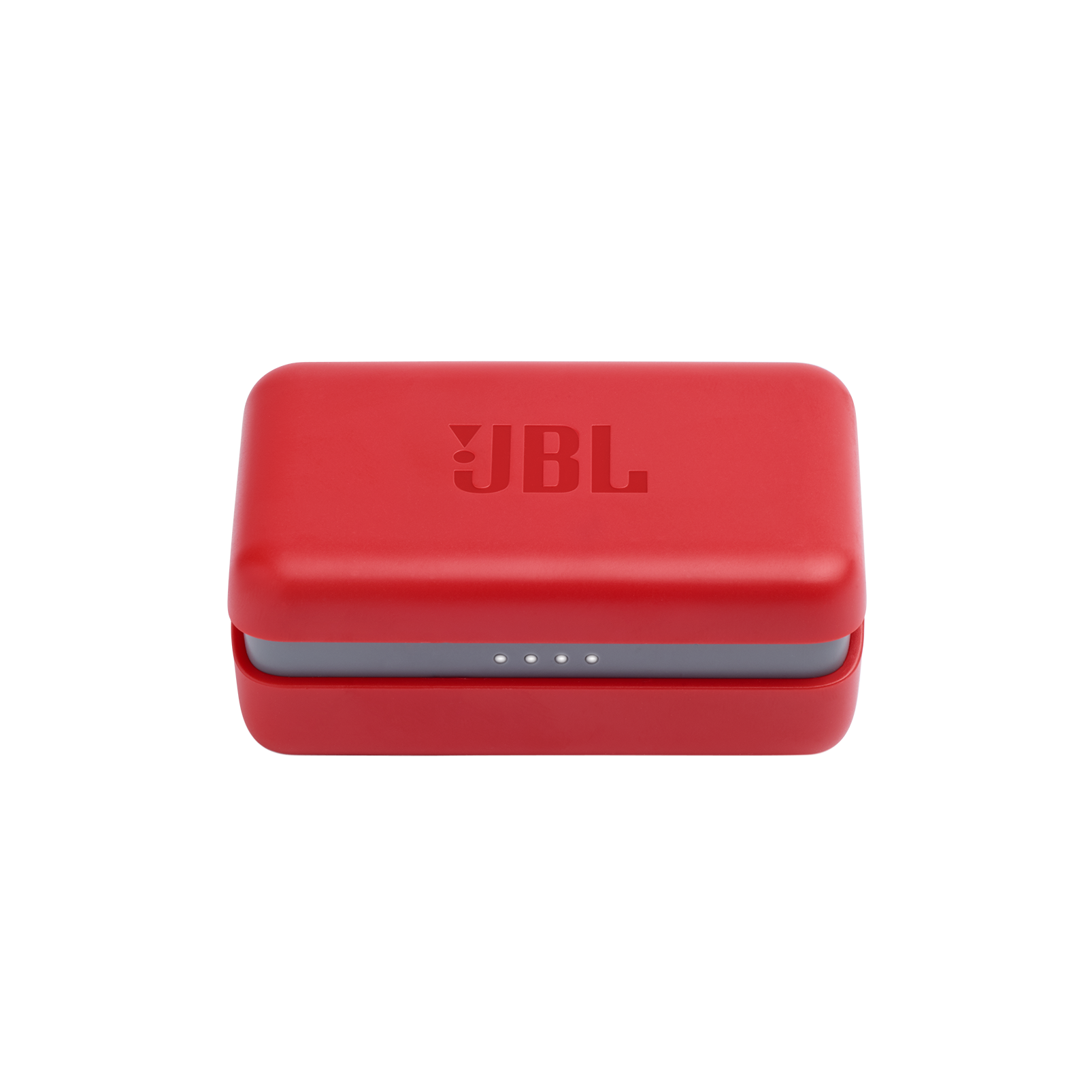 JBL Endurance PEAK - Red - Waterproof True Wireless In-Ear Sport Headphones - Detailshot 5